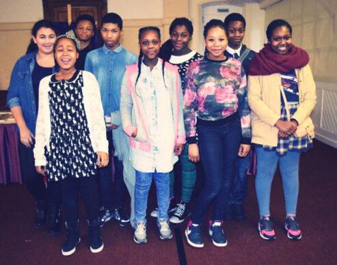 Y Factor Children at South Street Baptist Church